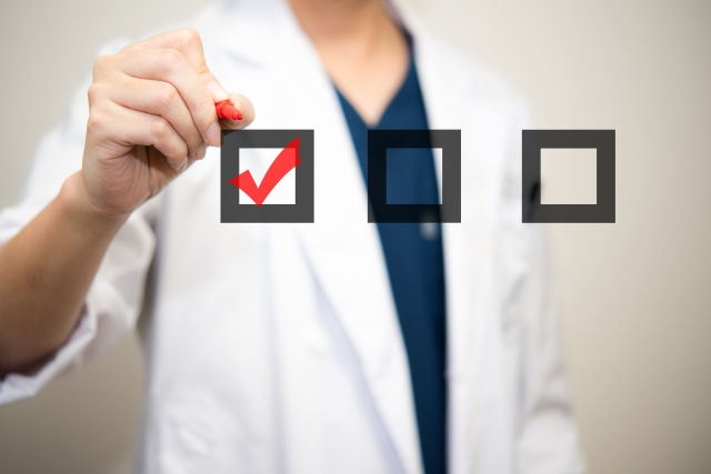 妊活中の産婦人科の検査