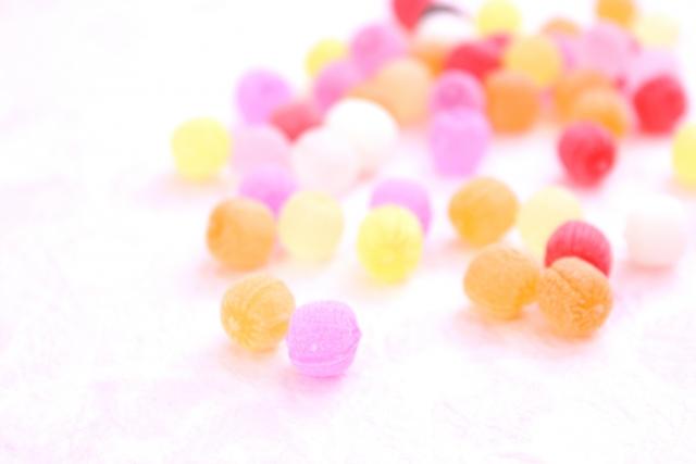 葉酸キャンディ、飴
