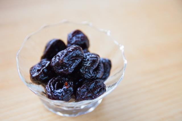 葉酸とプルーン