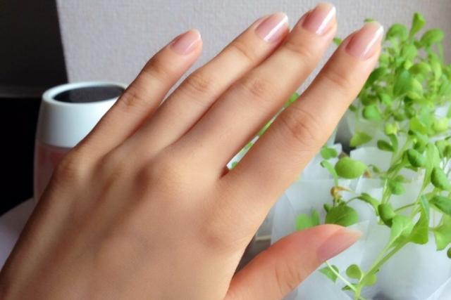 葉酸サプリと爪