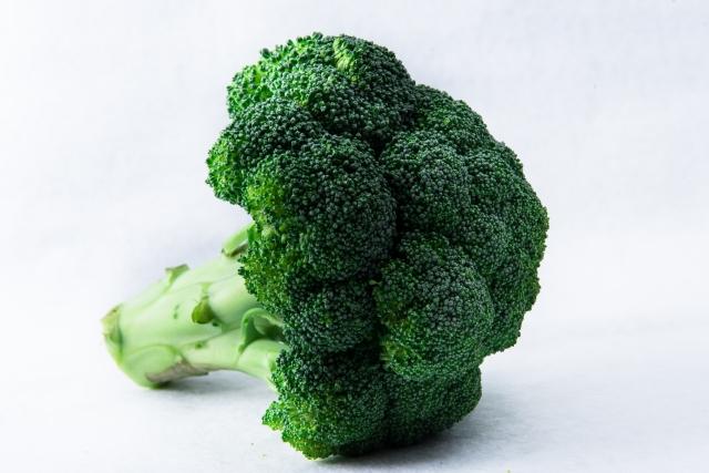 ブロッコリーに含まれる葉酸を加熱した場合