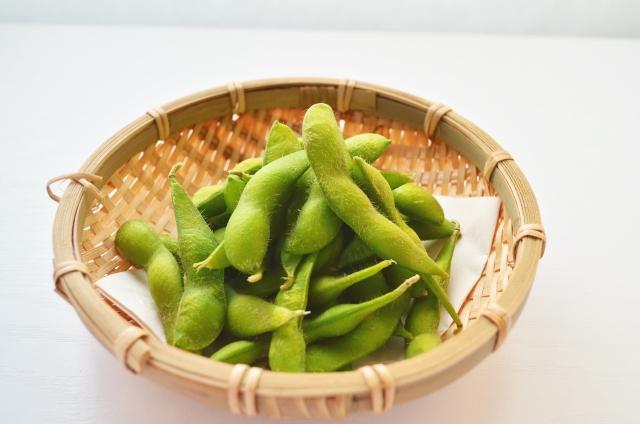 枝豆の葉酸
