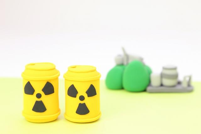葉酸と放射能