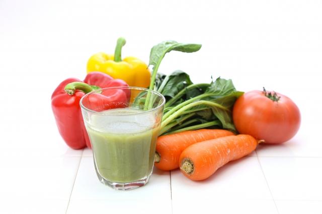 葉酸と野菜ジュース