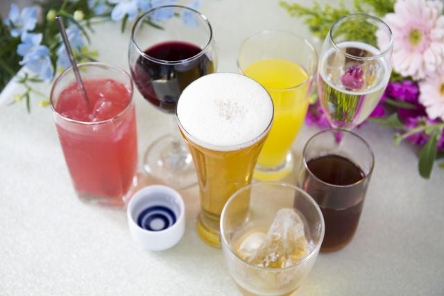 妊婦の飲み物