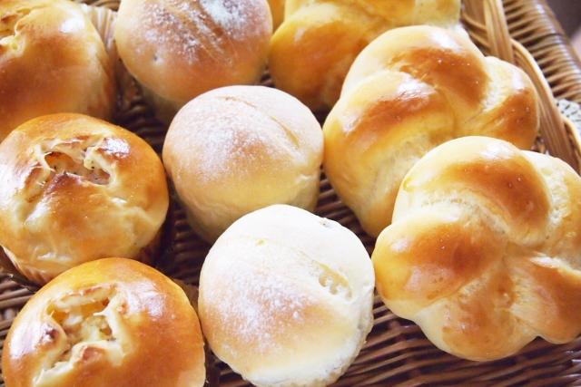 葉酸とパン