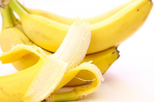 葉酸とバナナ