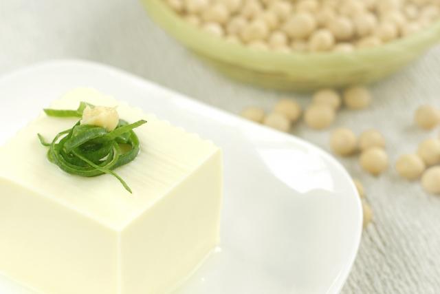 葉酸と豆腐